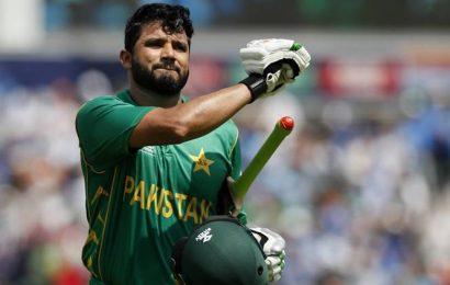 Azhar Ali auctions triple-ton bat, 2017 Champions Trophy jersey to fight Covid-19 pandemic