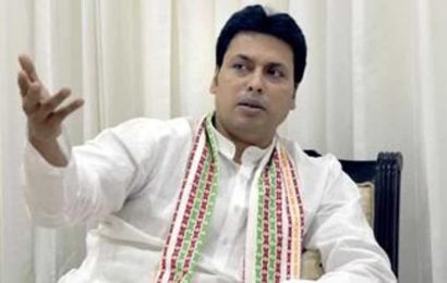 Tripura CM asks people to ensure Bangladeshi don't cross border amid Covid-19 crisis