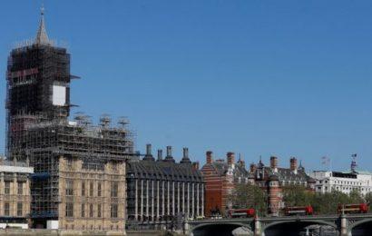 'Fingers crossed it'll work': Britain's Zoom parliament begin