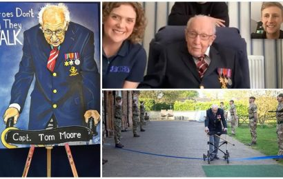99-year-old World War II veteran gets invite to Lord's after raising money to battle Covid-19