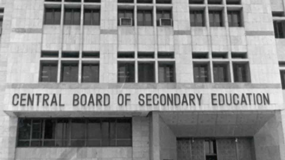 CBSE may revise syllabus of classes 9-12 to compensate for loss of time due to lockdown