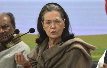 Sonia Gandhi writes to PM Modi with 5-point plan to bail out MSME sector