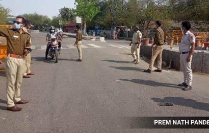 Delhi man calls cops on father for violating lockdown