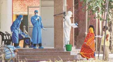 Vadodara: After recurrent complaints from GMERS patients, district officials take action