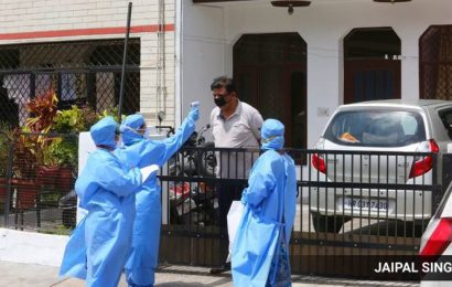 Coronavirus latest India update, April 16: Cases cross 12,000 mark; China sends 650,000 medical kits