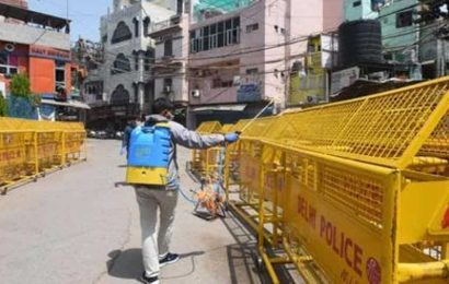 Are you living in a Covid-19 containment zone in Delhi? Here's the final list