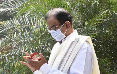 'Symbolism is important but…': Chidambaram's jibe at PM Modi's video message