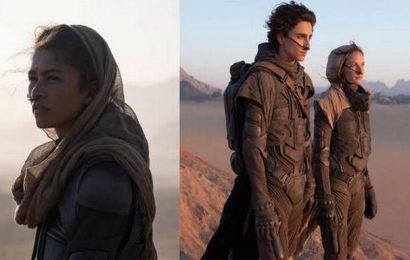 'Dune' first look: Denis Villeneuve explains why he wants to tell epic story in two parts