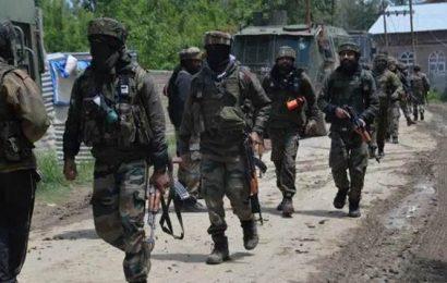 J&K: After brief gunbattle, security forces recover light machine gun