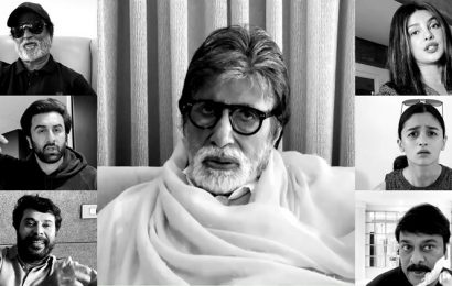 Amitabh Bachchan, Rajinikanth and Priyanka Chopra starrer Family is all about self-isolation