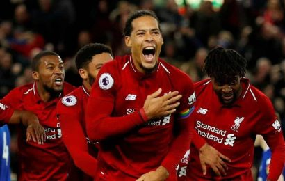 Liverpool backtrack over decision to furlough staff