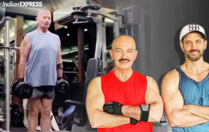 Rakesh Roshan doing leg workout at 70 is pure goals; watch video