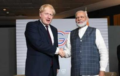Covid-19 update: UK thanks India for supply of 3 million packets of paracetamol