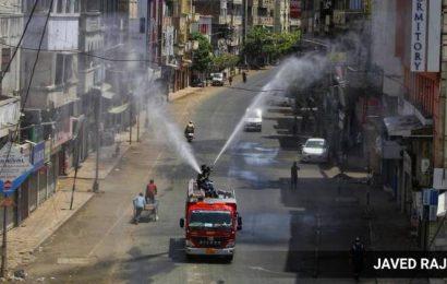 COVID-19: Gujarat govt puts five areas in Surat under curfew till April 22