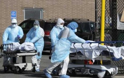 New York coronavirus deaths exceed 4,000, topping toll for 9/11 attacks