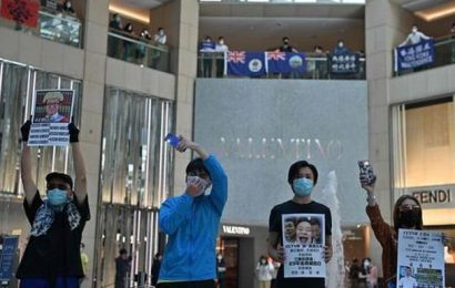 As COVID-19 infections dwindle, Hong Kong protests gain steam