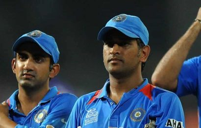 'Hit your obsession for a six': Gautam Gambhir reminds World Cup 2011 was won by entire team