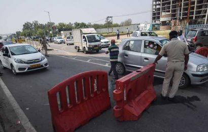 Haryana tightens border curbs, Delhi supplies hit