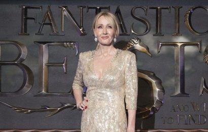 'Sometimes, getting through something is more than enough': JK Rowling