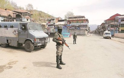 South Kashmir family claims missing son among 5 killed in Keran operation