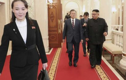 Kim Jong Un's sister rises in North Korea hierarchy, reinstated in key decision-making body