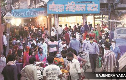 UP and Delhi seal hotspots until April 15: No one gets in or out