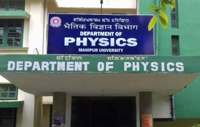 Manipur University starts online classes
