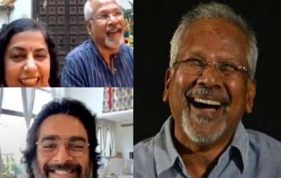Mani Ratnam on Instagram: A mini 'Alaipayuthey' reunion, vignettes from 'Nayakan' and the director's question to God