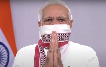 Chosen the correct path, says PM Modi; must not let virus spread