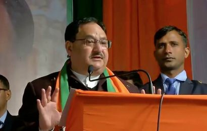 Congress didn't give Baba Saheb the respect he deserved: JP Nadda