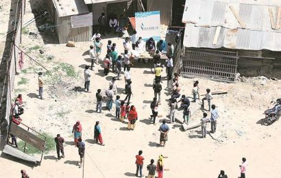 Noida: 9 'linked' to firm test positive