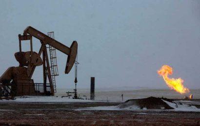 Oil prices keep crumbling, stocks around the world tumble