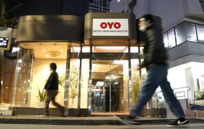 Oyo furloughs thousands of workers in setback for SoftBank