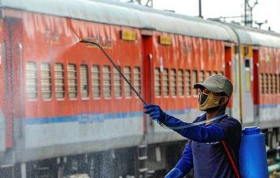 From blood to PPEs, 'Setu' parcel trains for doorstep delivery