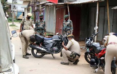 Tripura security personnel allegedly forces man do squats for breaking lockdown, suspended