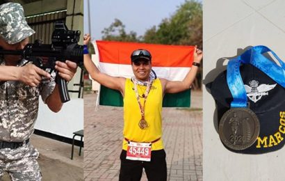 26/11 hero auctions his marathon medals to raise funds for fight against COVID-19