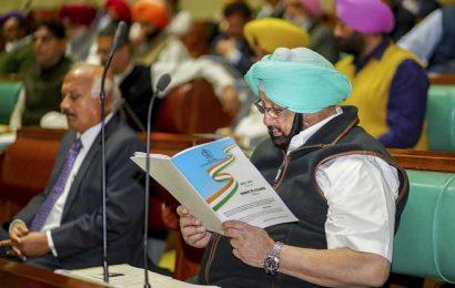 Coronavirus crisis: Punjab extends curbs; PM Modi to meet CMs today