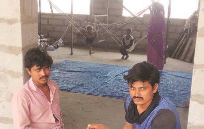 Rajkot labourers long to return home