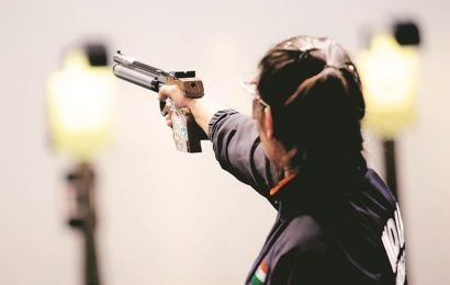 Craving for competition, shooters give international online event thumbs-up