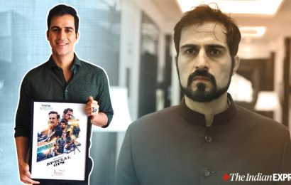 Special Ops actor Sajjad Delafrooz: It's a blessing that I got an important role