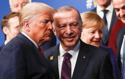 Turkey vows solidarity with US in fighting Covid-19 outbreak