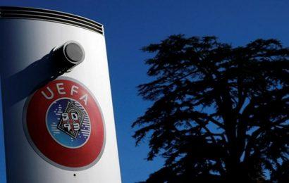 UEFA suspends Champions League, Europa League until further notice