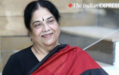 Theatre personality Usha Ganguly passes away
