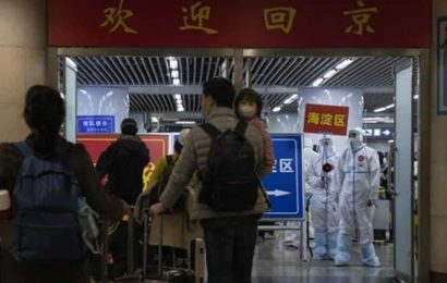 China's asymptomatic Covid-19 cases mount to 984 with 27 new infections