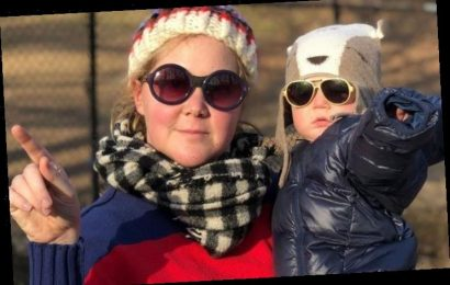 Amy Schumer Changes Baby's Name After Realizing It Sounds Like 'Genital'