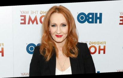 J.K. Rowling Says She's 'Completely Recovered' After COVID-19 Symptoms