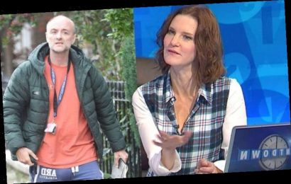 Susie Dent: Countdown star sparks frenzy as fans claim post is swipe at Dominic Cummings