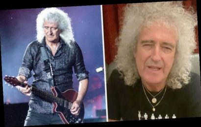 Brian May: Queen star 'feels like he died' and went to own funeral after heart attack news