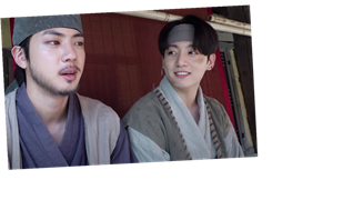 """This Making-Of Clip For BTS' Suga's """"Daechwita"""" Video Shows Jin & Jungkook's Cameo"""