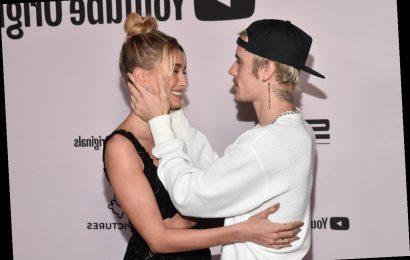 Hailey Baldwin & Justin Bieber's First Kiss Involved Some Wild Scheming